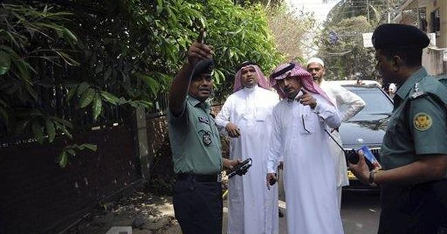 Unknown gunman kills Saudi diplomat in Bangladesh