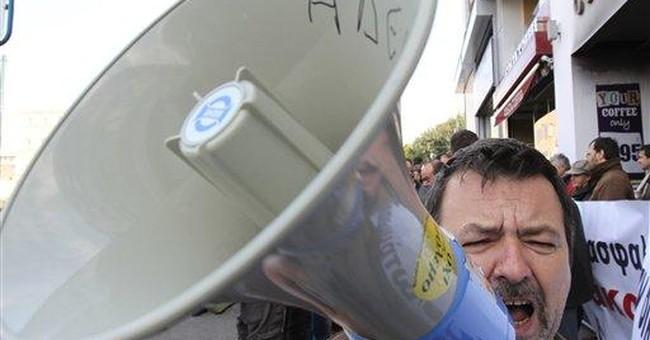 Government: Major Greek banks agree on bond deal