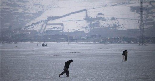 Avalanche buries village in Afghanistan; 47 dead