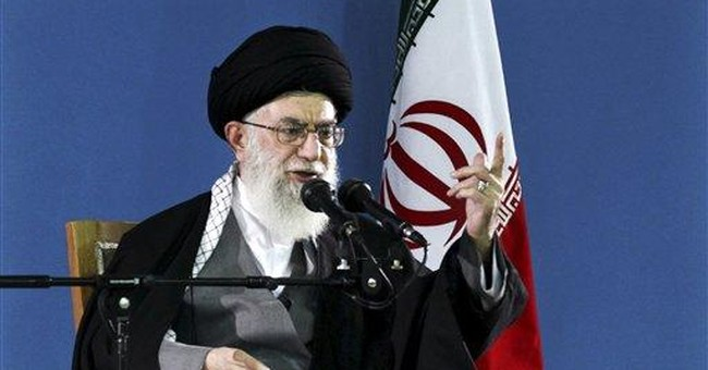 Iran's talking point: 'Dignity' in nuclear work