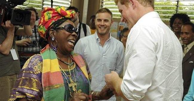 Soldier deaths affect Prince Harry's Jamaica plans