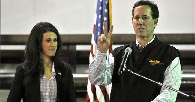 Santorum: Mississippi could make it a 2-man race