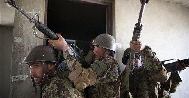 US commanders: No plan to cede Afghan war to CIA