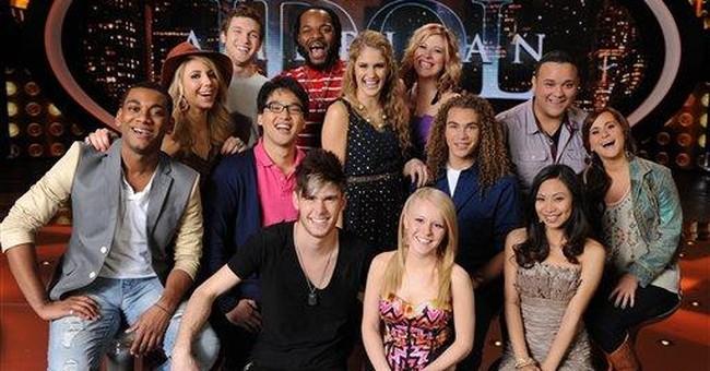 Teenager Sanchez wows 'American Idol' judges