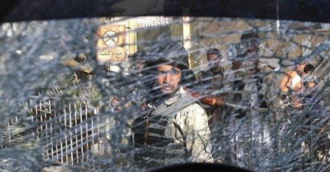 6 UK troops killed in Afghanistan explosion