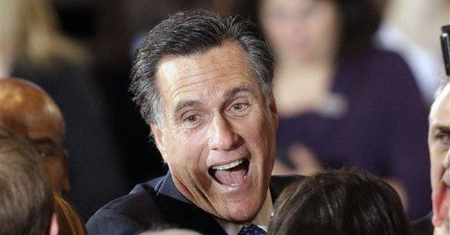 Romney camp says he'll be the last man standing