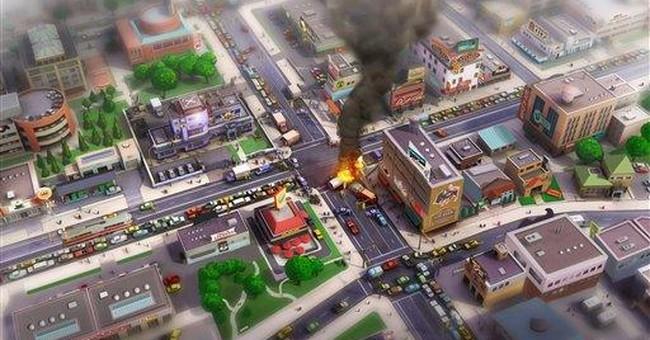 Electronic Arts bringing back 'SimCity' franchise