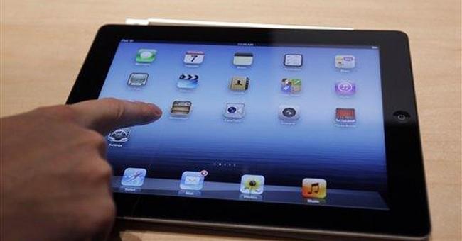 Apple describes post-PC era, surprise of success