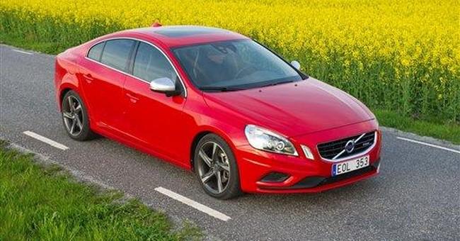 New Volvo goes sporty
