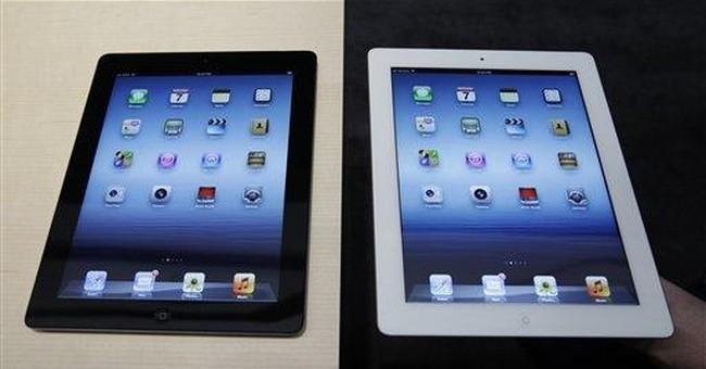 Review: Prettier iPad retains familiar qualities
