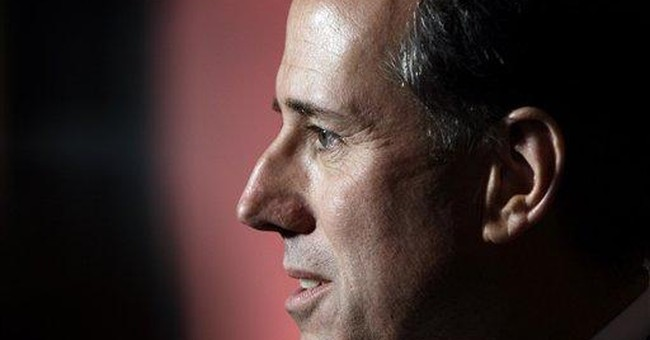 Santorum: I'm conservative candidate for Alabama
