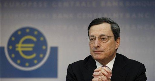 ECB keeps rates unchanged as crisis eases