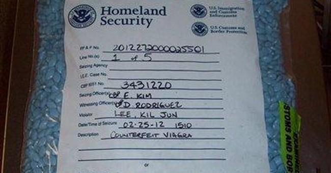LA man arrested, 40,000 fake erectile drugs seized
