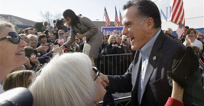 Romney heads South into evangelical states
