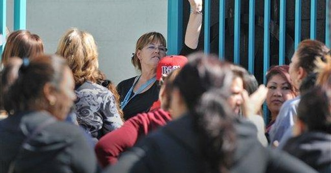 LA-area school reported back to normal after brawl