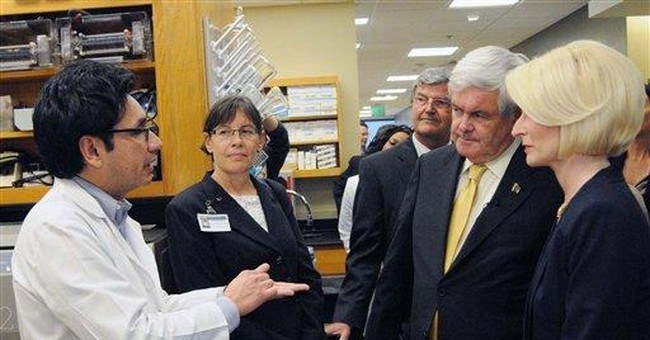 Gingrich campaign doubles down on South