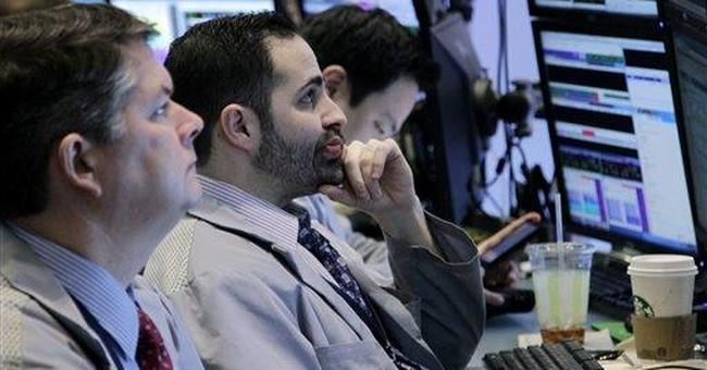 Stocks gain as Greek nears a deal on debt swap
