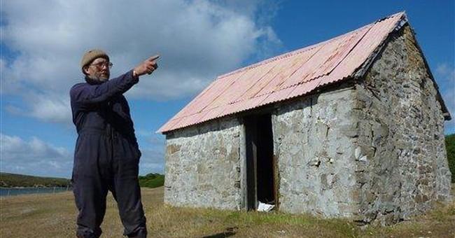 A modern Falkland Islands, transformed by war