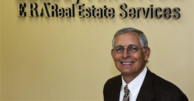 Finally: Real estate firms' drought may be ending