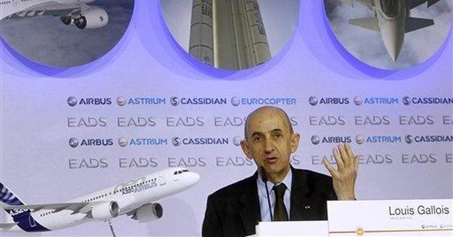 Airbus says China blocking orders over EU scheme