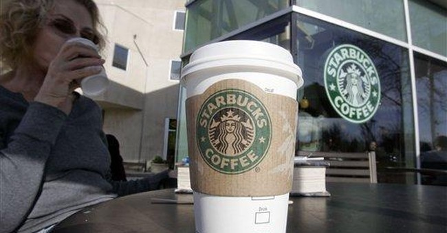 Starbucks to sell single-serving coffee machines