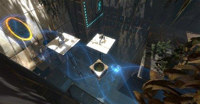 'Portal 2,' 'Skyrim' win at Game Developers Choice