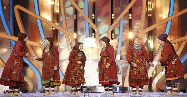 Russian grannies win bid to sing at Eurovision