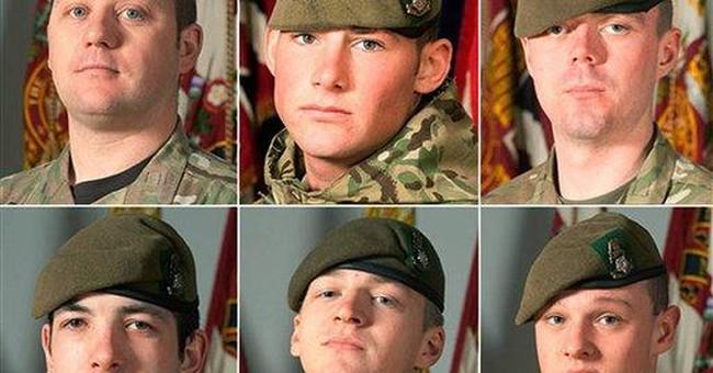 UK: Afghanistan deaths won't dent troop morale