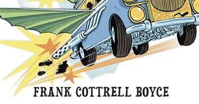 Ian Fleming's magical Chitty car flies again