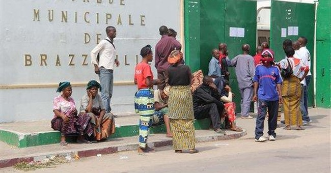 Rep. of Congo builds 200-plus coffins after blasts