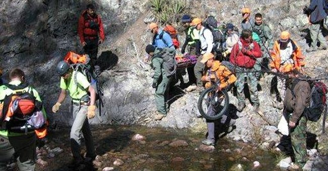 Missing for weeks, hiker found alive in NM forest