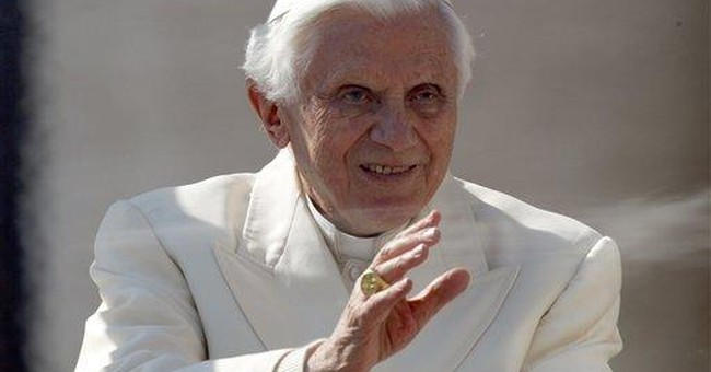 Pope denounces gay marriage lobby to US bishops