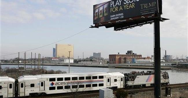 APNewsBreak: Casinos end NYC to AC express trains