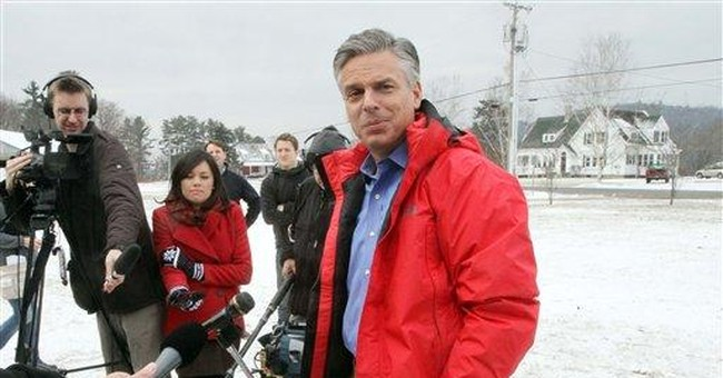 Huntsman: NH voters ready for serious choice