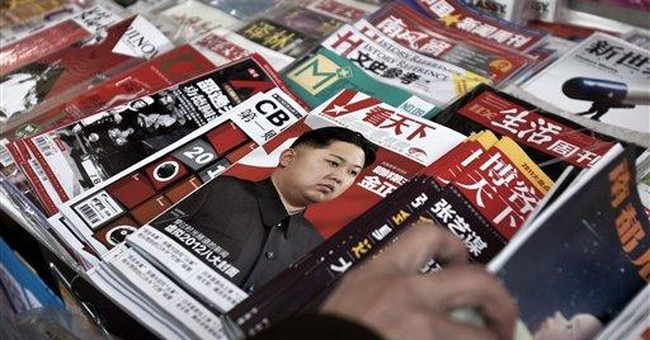 Shades of NKorea's founder in its young new leader