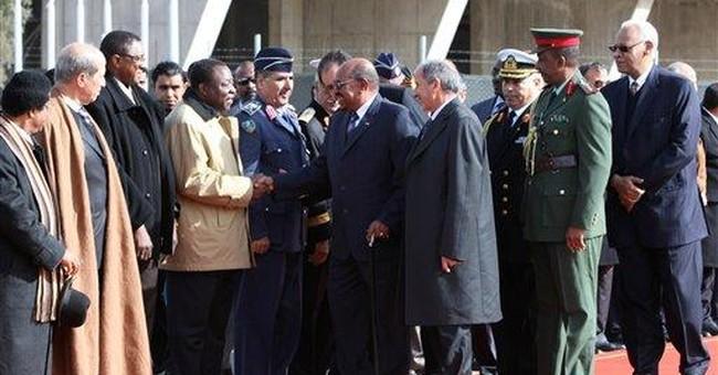 Sudan leader offers help disarming Libyan militias