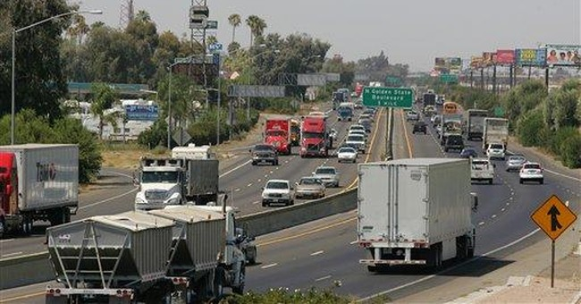 Record air pollution hammers Calif's ag heartland