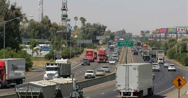 Record air pollution hammers Calif's ag heartland