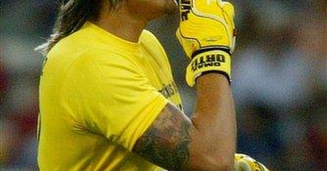 Suspended Mexican soccer goalie detained in kidnap
