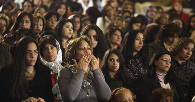 Egypt's Christians celebrate Christmas amid fears