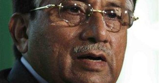 Former Pakistani President Musharraf faces arrest