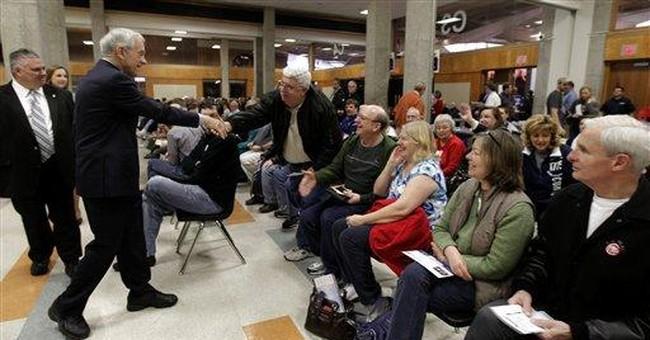 Santorum wins most delegates in Kansas caucuses