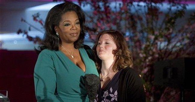 Oprah and Jaycee Dugard honored at the DVF Awards