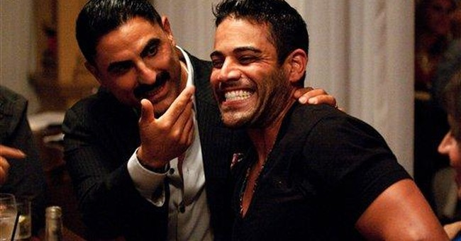 Iranian-Americans get the reality TV treatment