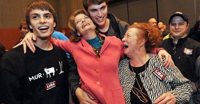 Murkowski regrets voting with GOP on birth control