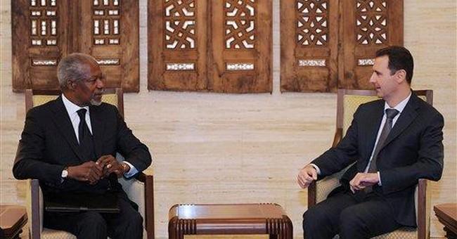 US officials: Loyal army, inner circle back Assad