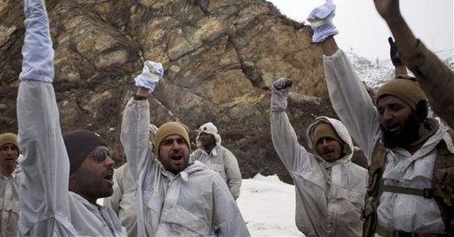Pakistani troops feel West undervalues their war