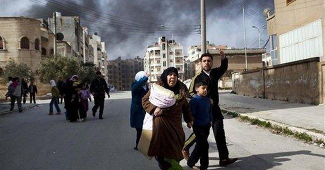 International push to end Syria crisis stalls