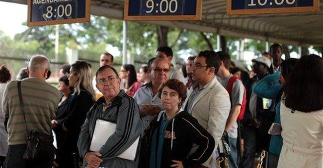 Brazil's new consumer class flocks to US to buy