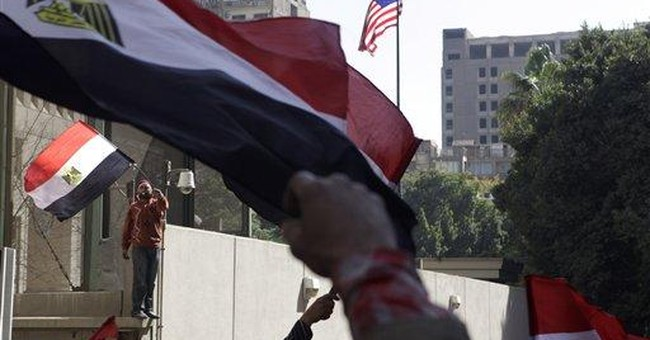 Egypt parliament to consider cutting off US aid